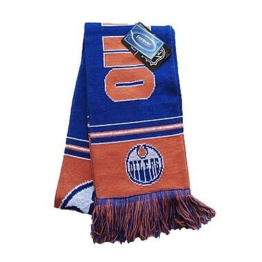 Edmonton Oilers Multi Logo Scarf