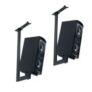 Pinpoint Mounts Side Clamping Bookshelf Speaker Ceiling Mount (Set of 2)