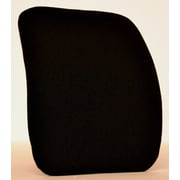 Sacro-Ease Keri Back Chair Cushion; Black