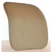 Sacro-Ease Keri Back Chair Cushion; Cappucino