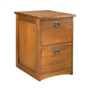 Anthony Lauren Craftsman Home Office 2-Drawer File Cabinet