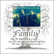 LPGGreetings Life Lines Family Photo by Lori Voskuil-Dutter Graphic Art Plaque