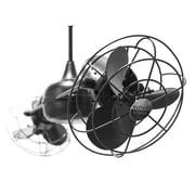 Matthews Fan Company 36'' 6 Blade Fan; Black