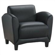 Storlie Manhattan Lounge Chair; Latte