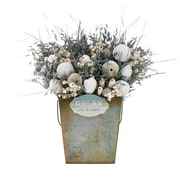 Urban Florals Relax Beachside Wall Art Wreath