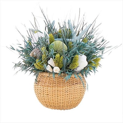 Urban Florals Ocean Potion Wall Art Wreath WYF078277703378