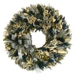 Urban Florals Silent Night Wreath; 22''