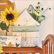 Brandee Danielle Bee My Baby Wicker Basket