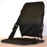 Sacro-Ease Sports Portable Stadium Seat; Black