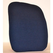 Sacro-Ease Keri Back Chair Cushion; Blue