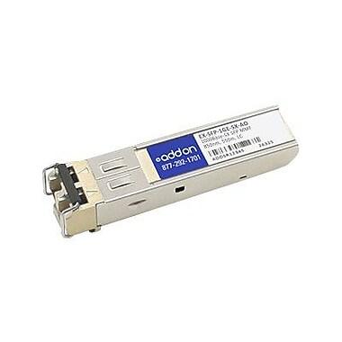 AddOn® EX-SFP-1GE-SX-AO 1000Base-SX SFP (Mini-GBIC) Transceiver Module For ProSafe - GSM7212