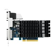 ASUS® NVIDIA GeForce GT720-2GD3-CSM Silent Video Card, 2 GB DDR3