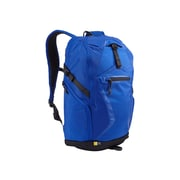 "Case Logic® Griffith Park Blue Polyester Backpack For 15.6"" Laptop/Tablet"