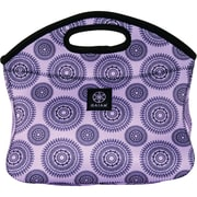 Gaiam Neoprene Lunch Clutch (purple Marrakesh)