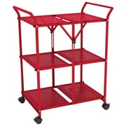 Atlantic Folding Cart With Handle (red)