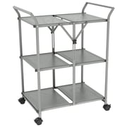Atlantic Folding Cart With Handle (moon Mist)