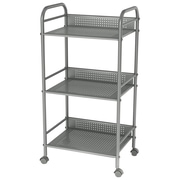 Atlantic 3-tier Cart-on Casters