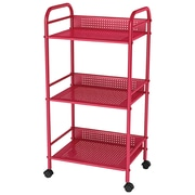 Atlantic 3-tier Cart On Casters
