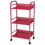 Atlantic 3-tier Cart On Casters