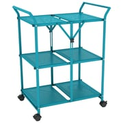 Atlantic Folding Cart With Handle (capri Breeze)