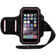 "Body Glove iPhone 6 4.7"" Endurance Armband (black/pink)"