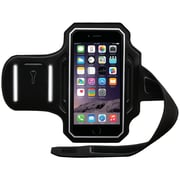"Body Glove iPhone 6 4.7"" Endurance Armband (black/silver)"