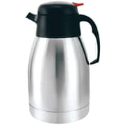 Brentwood 1.2 Liter Vacuum Coffee Pot, Stainless Steel