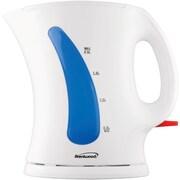 Brentwood 2.0 Liter Cordless Plastic Tea Kettle