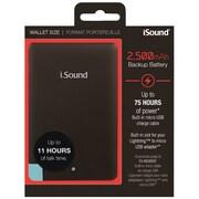 Isound Bp140 2,500mAh Backup Battery