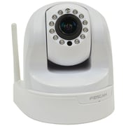 Foscam  Plug & Play 1.3 Megapixel 3x Optical Zoom Pan/tilt Wireless IP Camera (white)