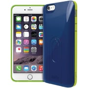 """iLuv iPhone 6 Plus 5.5"""" Selfy Dual Layer Case With Bluetooth Remote Shutter (blue)"""