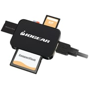IogearUSB 3.0 4-slot Card Reader/writer