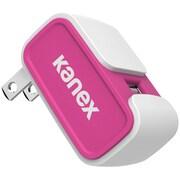 Kanex 2.4A V2 USB Wall Charger, Pink (KANCU24V2PK)