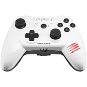 Madcatz MAD660001041 C.T.R.L.R Mobile Gamepad, Gloss White