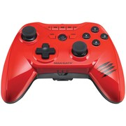 Madcatz MAD660013041 C.T.R.L.R Mobile Gamepad, Gloss Red