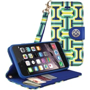 """The Macbeth Collection iPhone 6 4.7"""" Wallet Case With Wristlet (marcellus)"""