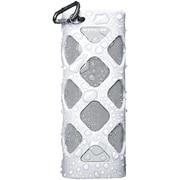 Merkury Quake Rugged Bluetooth Speaker (white)