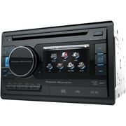 "Power Acoustik Pd_342 3.4"" Double-din In-dash LCD Touchscreen Dvd Receiver (without Bluetooth)"