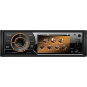 "Precision Power Pvi.134b 3.4"" Single-din In-dash Mechless Receiver With Detachable Face & Bluetooth"