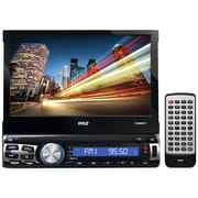 """Pyle 7"""" Single-din In-dash Navigation Mechless TFT/LCD Motorized Touchscreen Receiver With GPS & Bluetooth"""