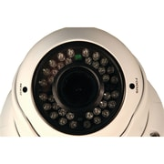 Security Labs Varifocal 2.8mm - 12mm Turret Dome Camera With Ir Cut Filter