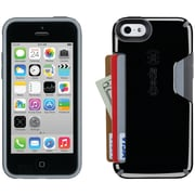 Speck iPhone 5c Candyshell Card Case (black/slate Gray)