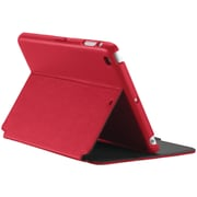 Speck Spk-a3392 iPad Mini/iPad Mini 2/iPad Mini 3 Stylefolio Case (dark Poppy Red/slate Gray)