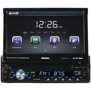 "Soundstorm Sd726mb 7"" Single-din In-dash Dvd Receiver With Motorized Touchscreen Digital Tft Monitor (with Bluetooth)"