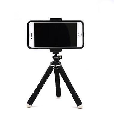 iStabilizer - Trépied à pattes flexibles SmartFlex pour iPhone/téléphones intelligents, noir