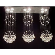 Harrison Lane 9-Light Crystal Chandelier