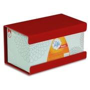 TrippNT Kleenex Large Box Holder; Cherry Red