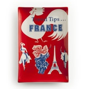 Rosanna Voyage Travel France Rectangular Serving Tray