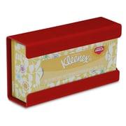 TrippNT Kleenex Small Box Holder; Cherry Red