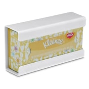 TrippNT Kleenex Small Box Holder; White